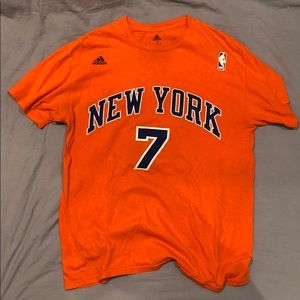 Adidas New York Knicks Carmelo Anthony T-Shirt
